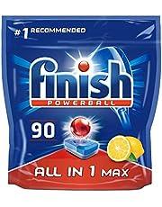 Finish Allt-i-1 Max Diskmaskin Tabletter, Citron, 90 st