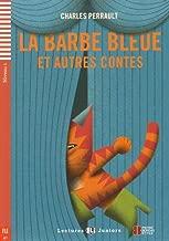 Teen ELI Readers - French: La Barbe Bleue et autre contes + CD