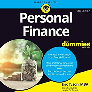 Personal Finance for Dummies, 9th Edition audiobook cover art