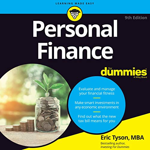 Personal Finance for Dummies, 9th Edition cover art
