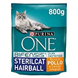 PURINA ONE Bifensis Crocchette Gatto Sterilcat Hairball...