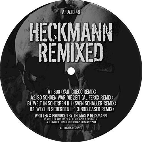 Thomas P. Heckmann - Remixed
