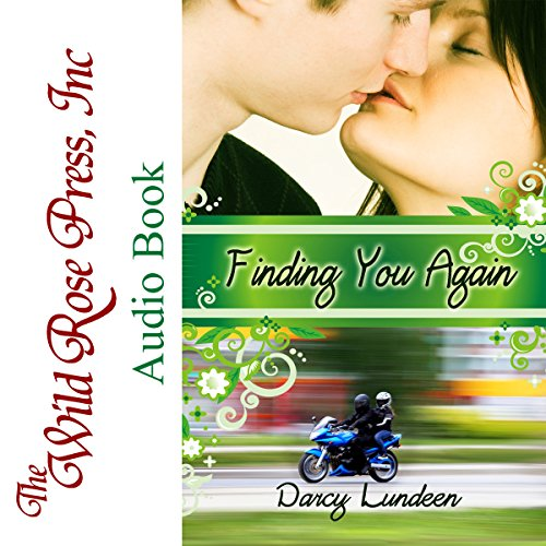 Finding You Again audiobook cover art