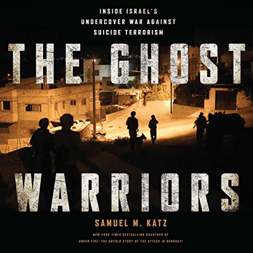 The Ghost Warriors audiobook cover art