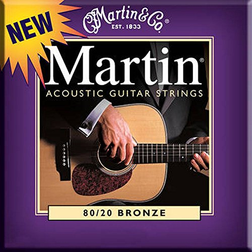 Martin Western-Gitarren Saiten MA-175 light .011-.052