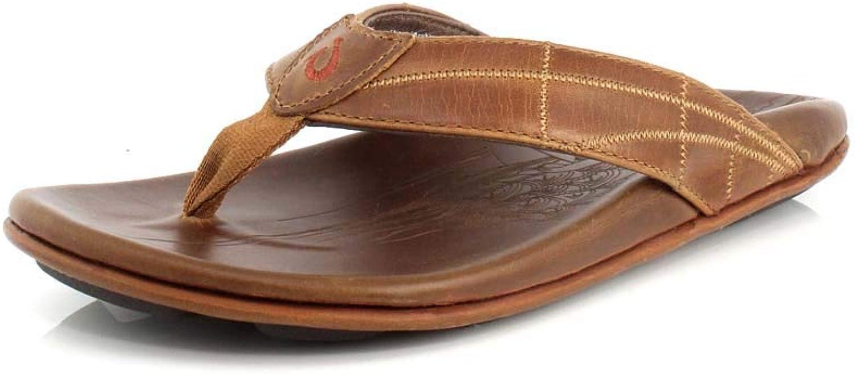 OLUKAI Mans Hokul'a Kia Sandals Sandals Sandals  Fabriks Outlet