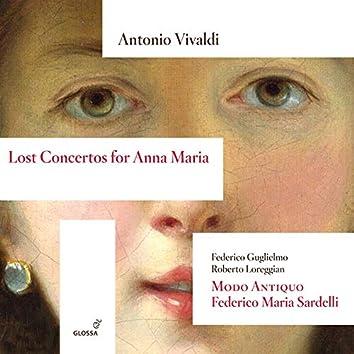 Lost Concertos for Anna Maria