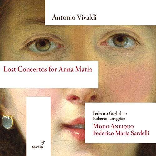 Federico Guglielmo, Roberto Loreggian, Modo Antiquo feat. Federico Maria Sardelli