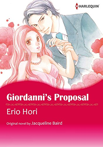 Giordanni's Proposal: Harlequin comics (English Edition)