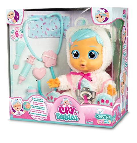 IMC Toys 98206IM - Cry Babies Kristal wird gesund