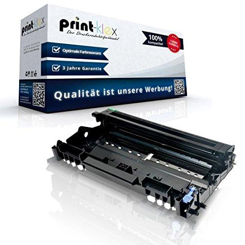 Print-Klex Trommeleinheit kompatibel für Brother MFC L 2700 MFC L 2700 DW MFC L 2701 MFC L 2701 DW MFC L 2703 DW MFC L 2720 DW MFC L 2740 CW MFC L 2740 DW DR 2300 Drum Black Schwarz BK K