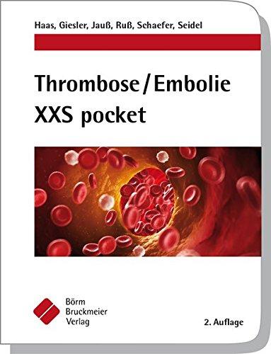 Thrombose / Embolie XXS pocket (XXS pockets)