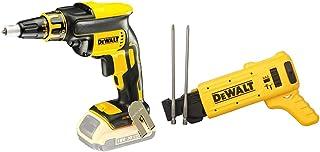 Dewalt DCF620N-XJ DCF620N Single Screw Drywall Screwdriver 18V Cordless Brushless (Body Only), 18 V, Multicoloured & DCF62...
