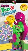 Best barney's fun & games vhs Reviews