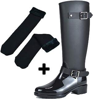 Amazon.es: B116evereley - Calzado de trabajo / Zapatos para ...