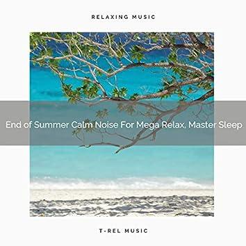 End of Summer Calm Noise For Mega Relax, Master Sleep