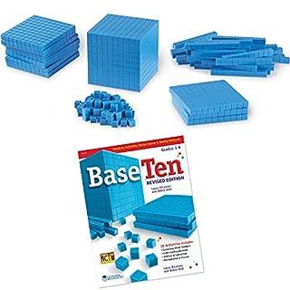 Learning Resources Plastic Base Ten Starter Kit (B000F8VBBO)   Amazon price tracker / tracking, Amazon price history charts, Amazon price watches, Amazon price drop alerts