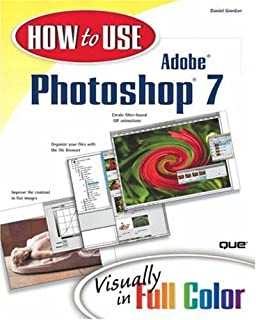 How to Use Adobe Photoshop 7