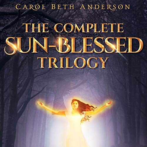 The Complete Sun-Blessed Trilogy audiobook cover art