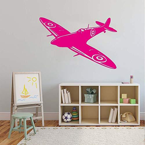 Decoración de pared de dibujos animados jardín de infantes de jardín de infantes de vinilo para niños decoración de hogar desmontable pegatinas de pared ~ 1 59 * 39 cm