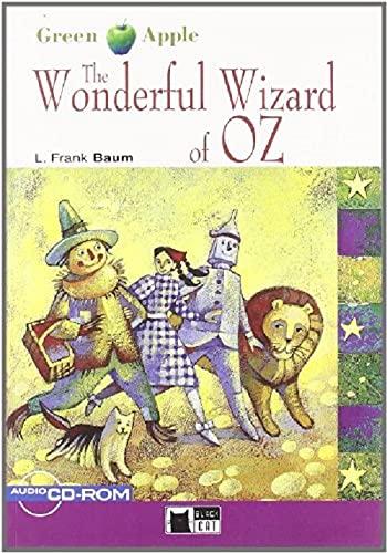 The Wonderful Wizard of Oz (audiolibro): El maravilloso mago de Oz (Green apple)