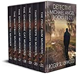 DETECTIVE MICHAEL ANGEL BOOKS 15-21 seven gripping crime mysteries box set (Brilliant crime mystery box sets Book 3) (English Edition)