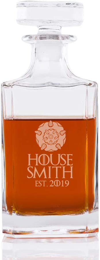House Tyrell Game Of Thrones Popular popular Decanter Whiskey All stores are sold Personalized