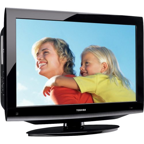 Best Deals! Toshiba 32CV100U 32-Inch 720p LCD/DVD Combo TV (Black Gloss)