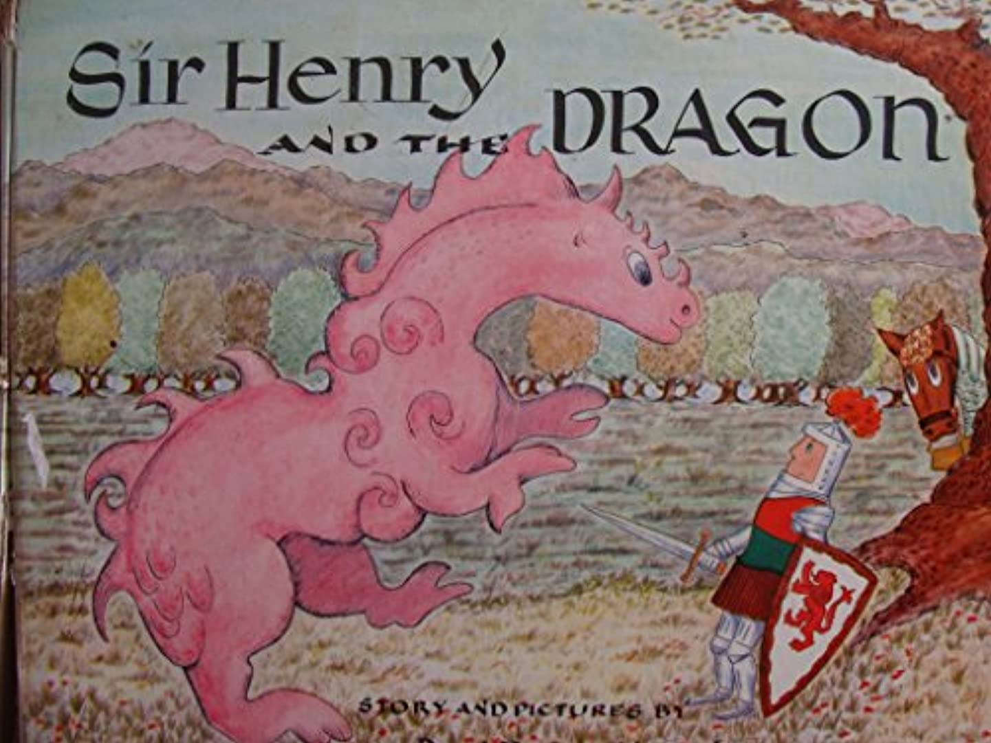 Sir Henry and the Dragon