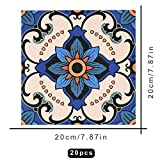 Zoom IMG-1 irich 20 pezzi 20x20 adesivi