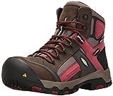 Keen Utility Men's Davenport Mid Waterproof Industrial and Construction Shoe, Cascade...