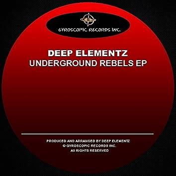 Underground Rebels EP