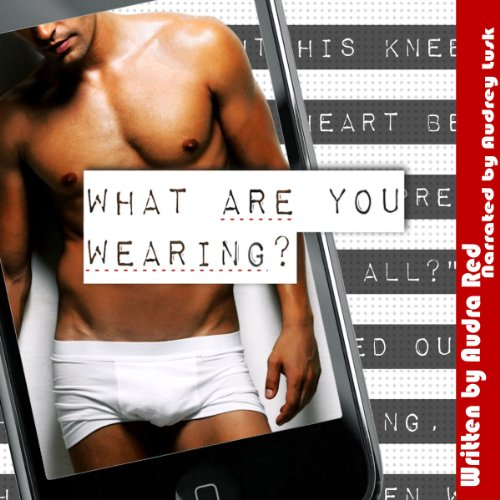 What Are You Wearing? audiobook cover art