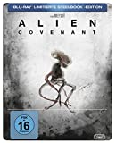 Alien: Covenant - Limited Steelbook [Blu-ray] [Limited Edition] -