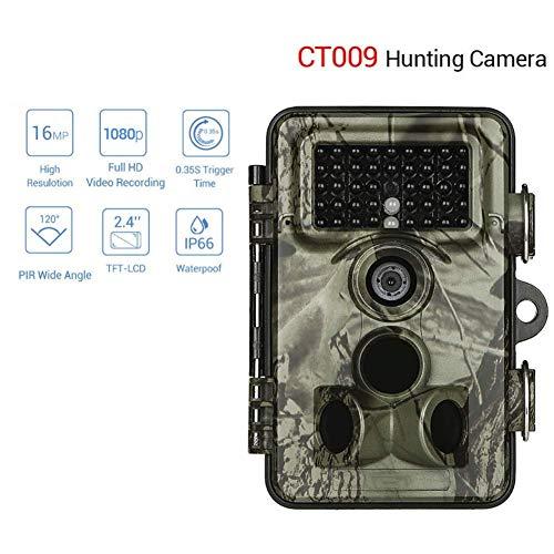 HYLH Wildkamera 14MP 1080P Jagdkamera 2.4