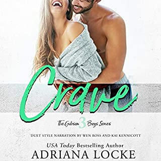 Couverture de Crave