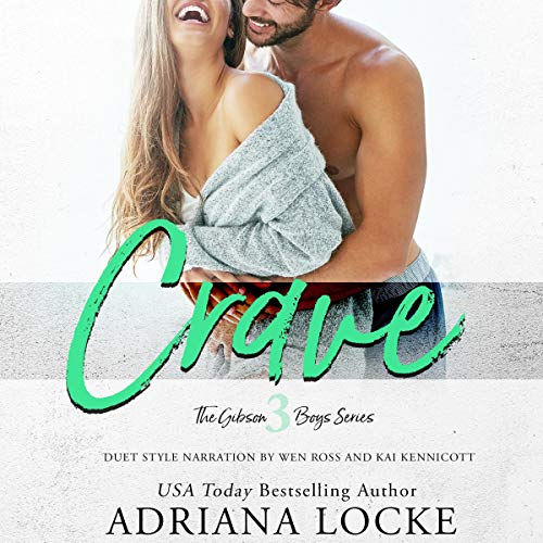 Crave Audiobook By Adriana Locke cover art