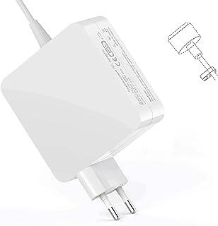 """Ywcking Compatible avec Chargeur Mac Book Pro 85W, chargeur MagSSafe 2 T-Tip Compatible avec Mac Pro 13"""" et 15"""" 17"""" pouces..."""