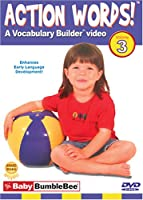 Bee Smart Baby: Action Words 3 [DVD]