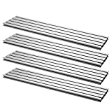 Genmitsu 4 placas de trabajo CNC de aluminio para fresadora CNC PROVerXL 4030, 51 x 12 x 0,8 cm