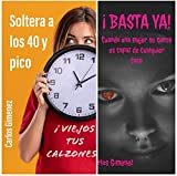 Colección mujeres emponderadas: Selección de dos libros de mujeres que dijeron basta, novelas cortas