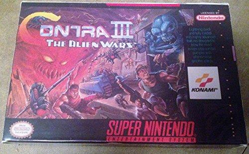 Contra III: The Alien Wars