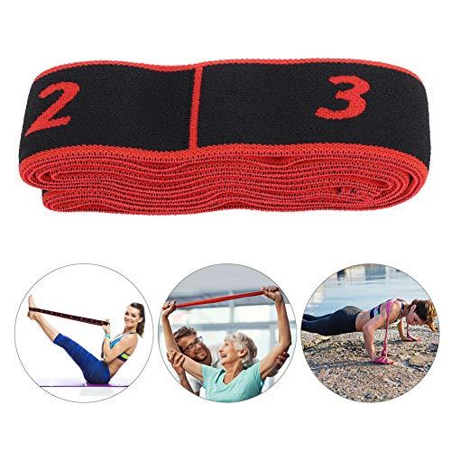 Haokaini Fitness Bandas Elásticas Cinturón de Resistencia Yoga Sling Accesorio de Ejercicio...