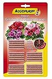 algoflash - concime a bastoncini, gerani e piante fiorite, azione fino a 3 mesi, 25 bastoncini