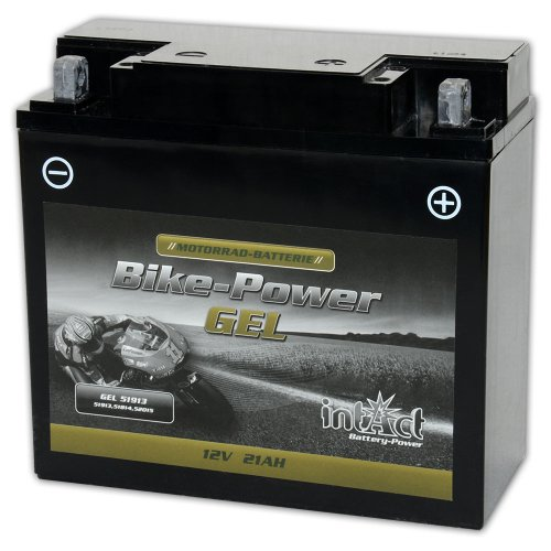 Intact Bike Power battery GEL 51913