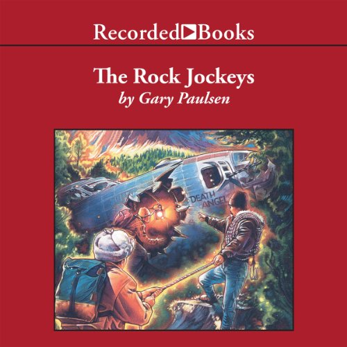 The Rock Jockeys audiobook cover art