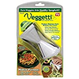 Veggetti Spiral Vegetable Slicer, Makes Veggie...