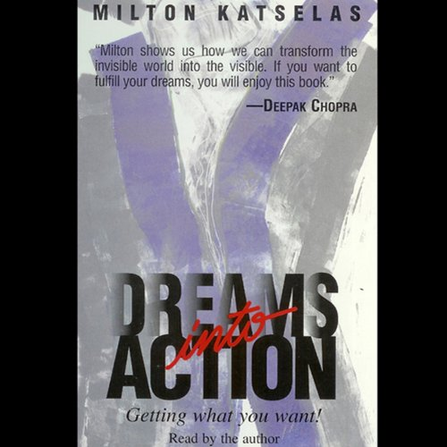 Dreams Into Action audiobook cover art
