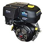 WilTec LIFAN 188 Motor de Gasolina 9,5kW (13VC) 25mm Motor para Karting Karts Mecánica Ta...