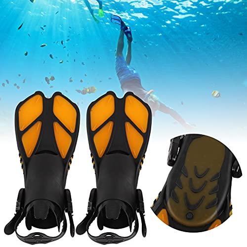 Palmes d'entraînement de natation, palmes de snorkeling palmes de plongée longues palmes de...